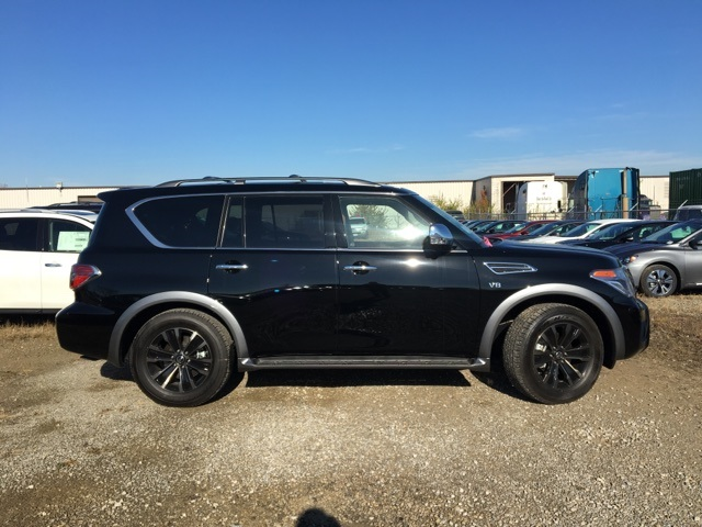 Certified Pre Owned Nissan >> New 2018 Nissan Armada Platinum 4D Sport Utility in Hilliard #NH560 | Buckeye Nissan